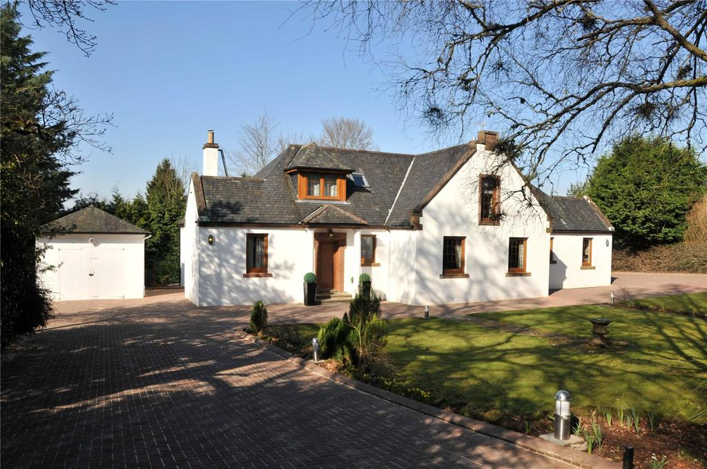 5 Bedrooms Detached House for sale in Darrochmhor, Endrick Road, Killearn