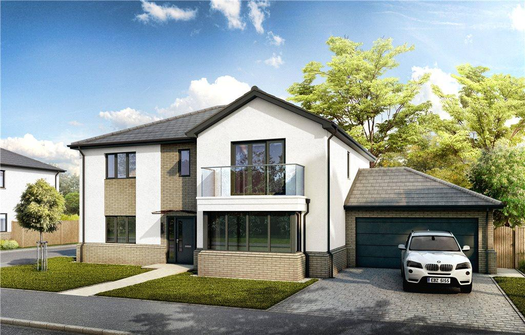 5 Bedrooms Detached House for sale in SHERWOOD PLOT 1, High Moor Avenue, Leeds, West Yorkshire