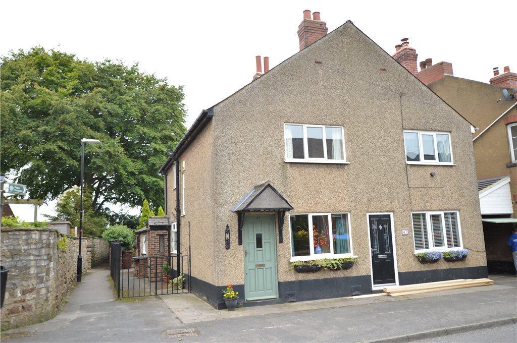 2 Bedrooms Semi Detached House for sale in Main Street, Scholes, Leeds, West Yorkshire