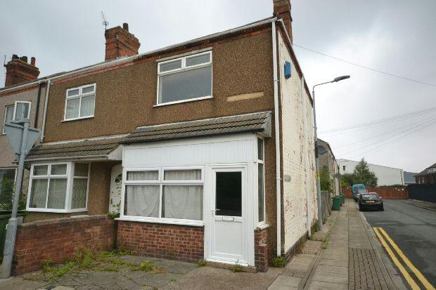 2 Bedrooms End Of Terrace House for sale in Gilbey Road, GRIMSBY