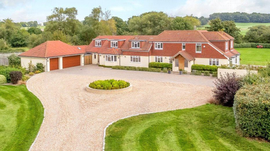 6 Bedrooms Detached House for sale in The Crescent, Hassocks, West Sussex
