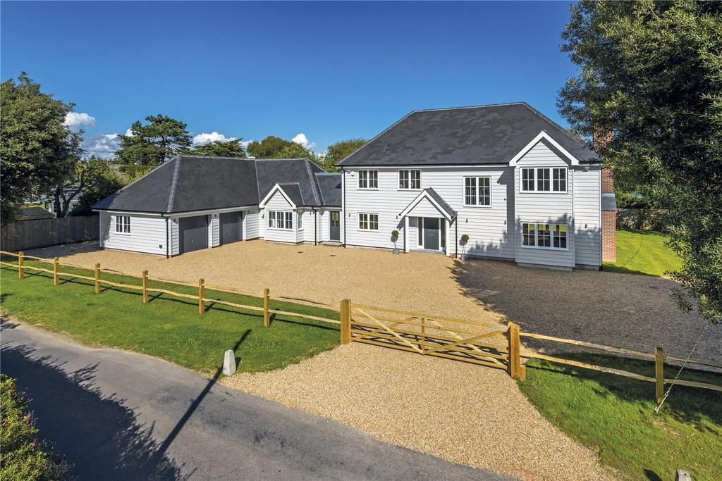 6 Bedrooms Detached House for sale in Roman Landing, West Wittering, Chichester, West Sussex