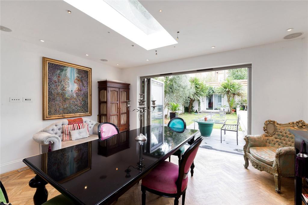 5 Bedrooms Terraced House for sale in Battersea Park Road, London, SW11