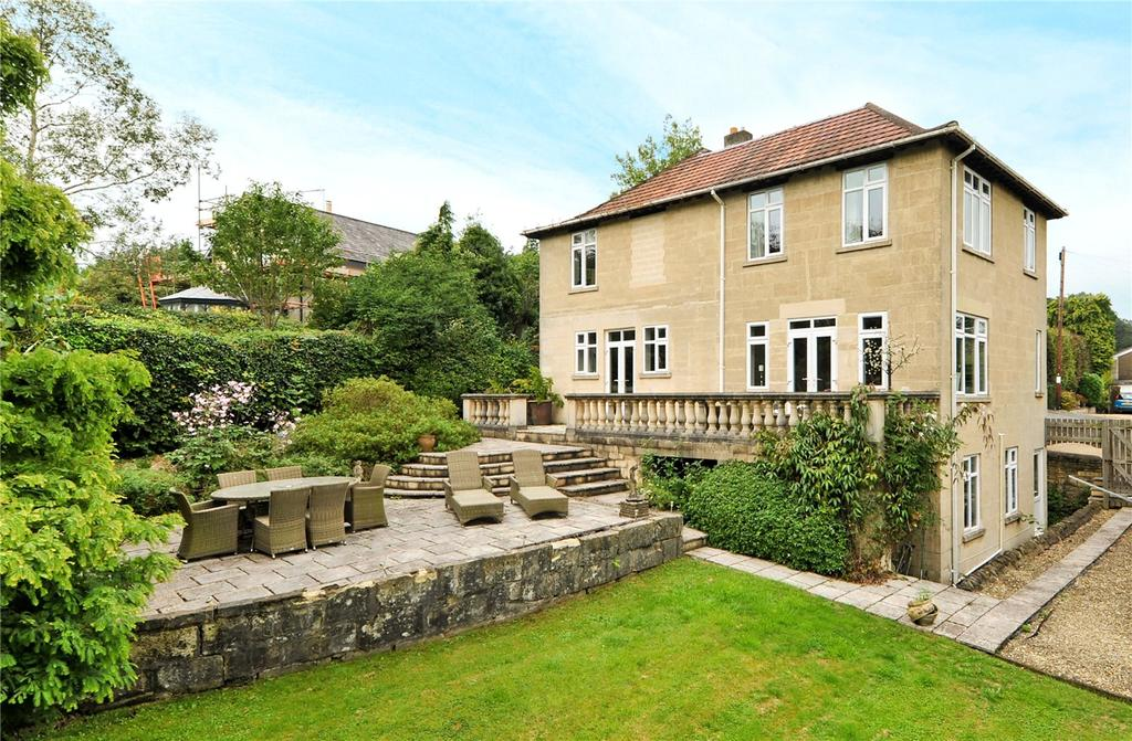 4 Bedrooms Detached House for sale in Van Diemens Lane, Bath, BA1