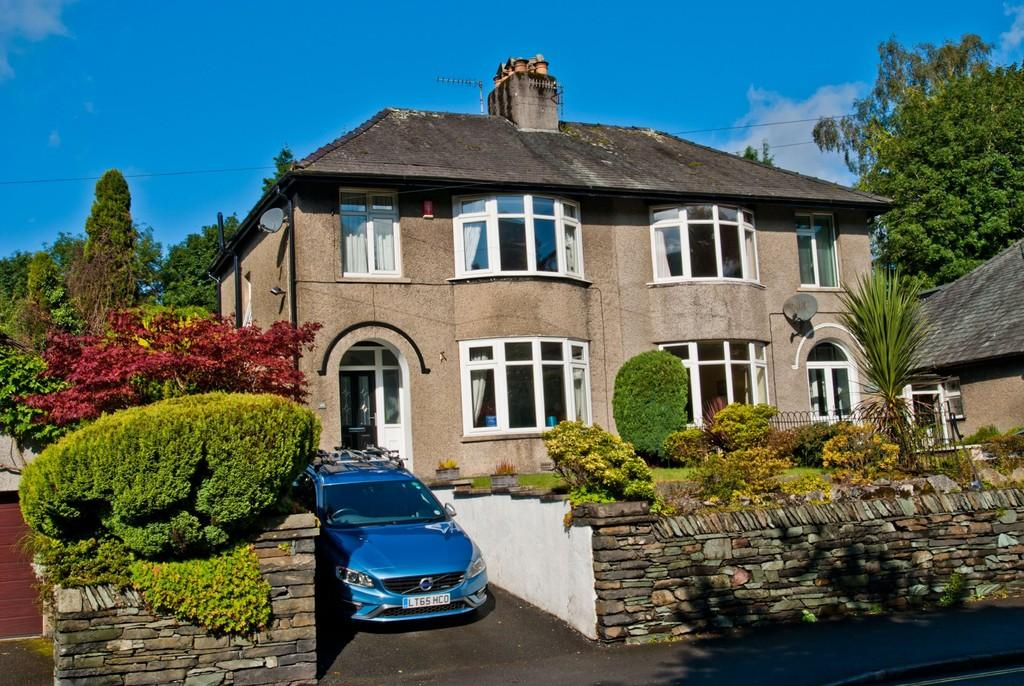 3 Bedrooms Semi Detached House for sale in Lake Road, Ambleside