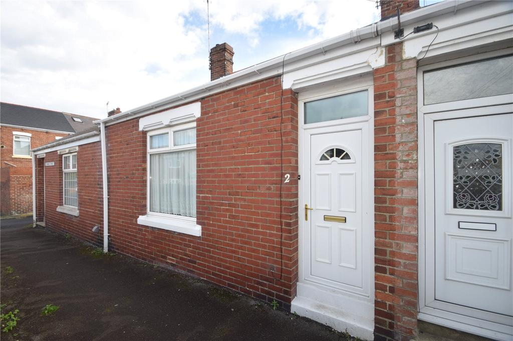 2 Bedrooms Terraced Bungalow for sale in Edward Street, Seaham, Co Durham, SR7