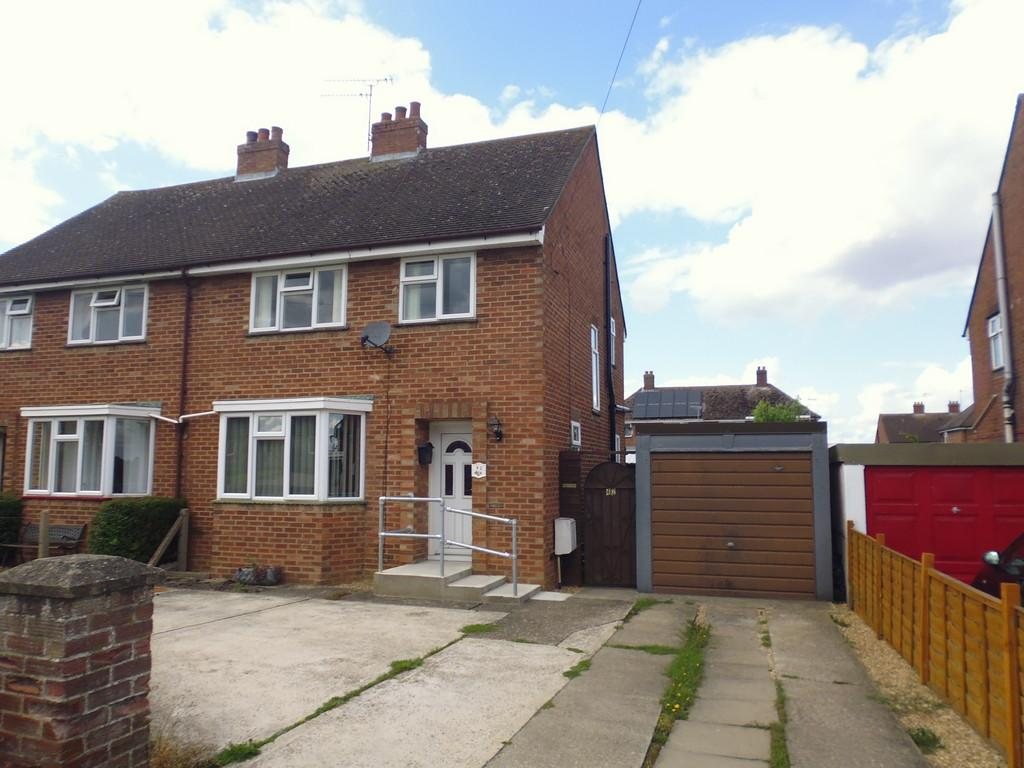 3 Bedrooms Semi Detached House for sale in St Edmunds Road, Stowmarket