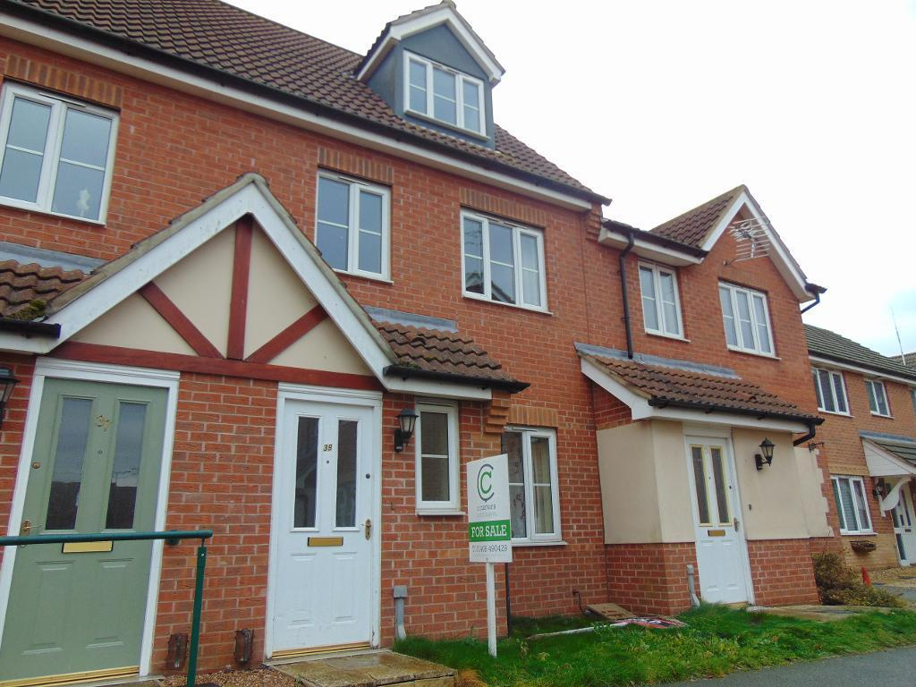 3 Bedrooms Terraced House for sale in Greenwich Avenue, Holbeach, Lincs, PE12 7JF