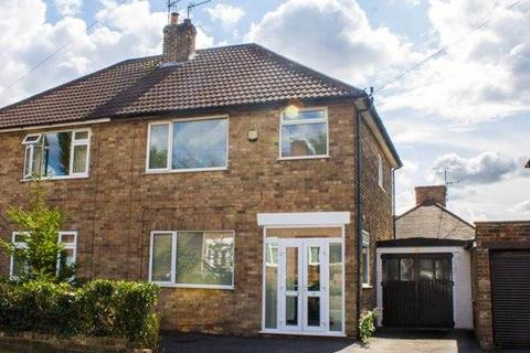 3 bedroom semi-detached house to rent - Rufford Road, Sherwood, Nottingham, NG5 2NR