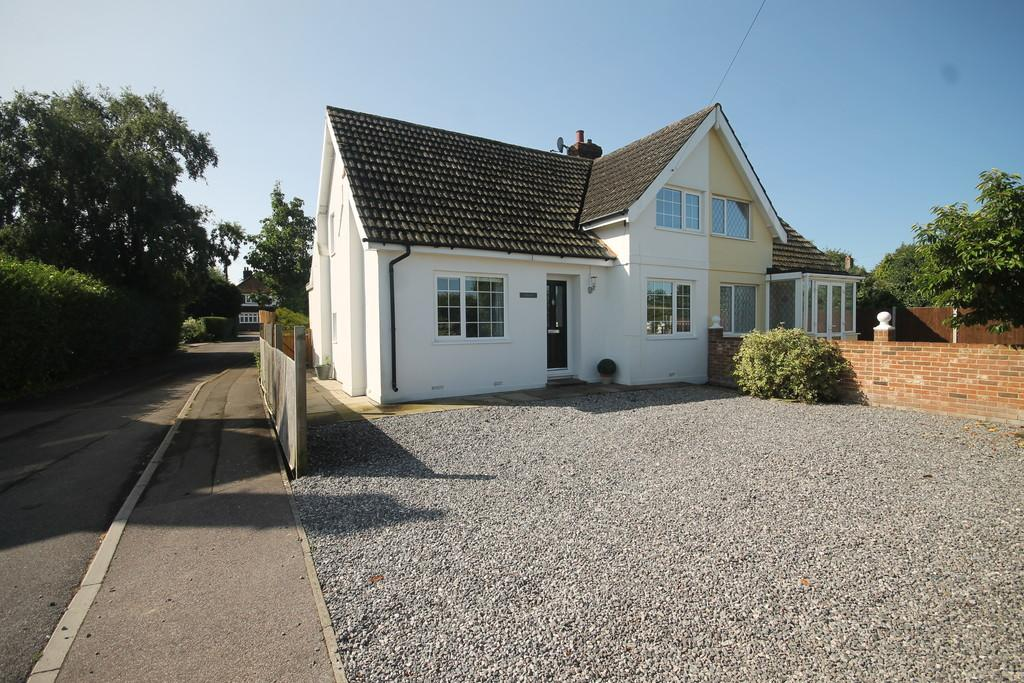 3 Bedrooms Semi Detached House for sale in Heath Road, Linton