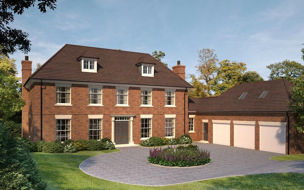 6 Bedrooms Detached House for sale in Icehouse Wood, Oxted, Surrey, RH8