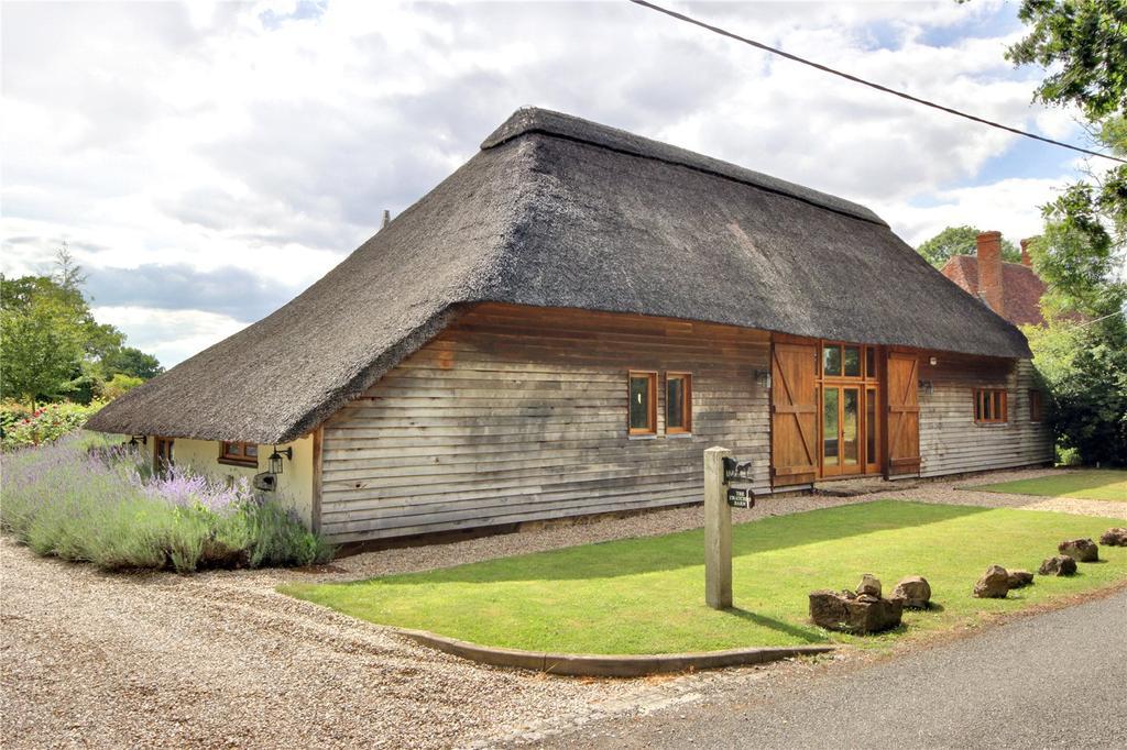 4 Bedrooms Detached House for sale in Lewd Lane, Smarden, Kent, TN27