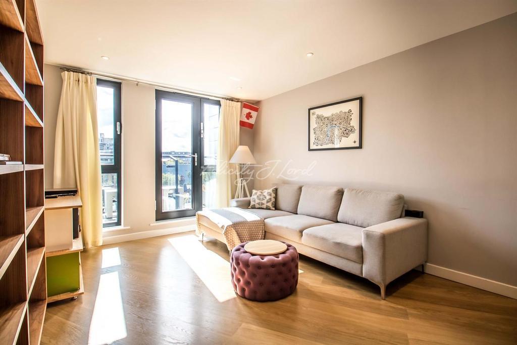 2 Bedrooms Flat for sale in Mybase, Webber Street, SE1