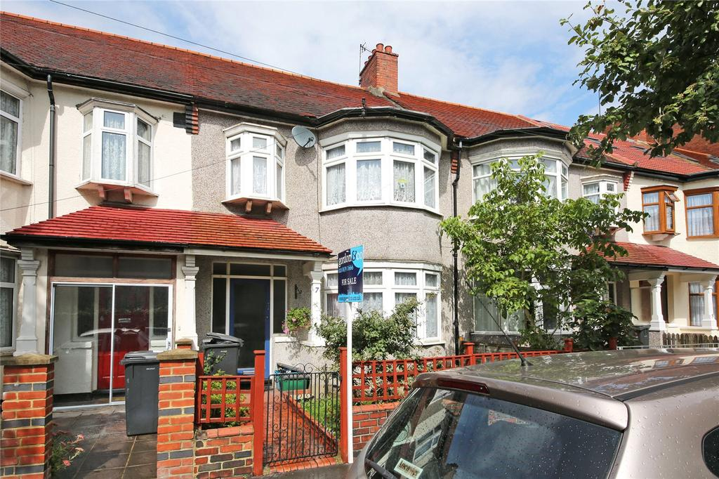 3 Bedrooms Terraced House for sale in Goldwell Road, Thornton Heath, CR7