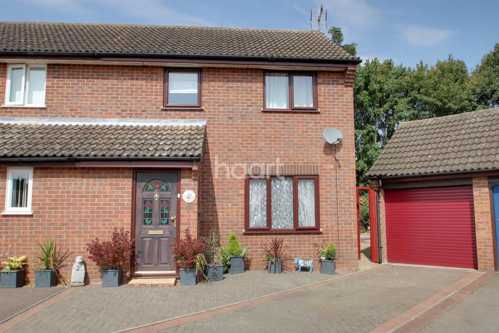 3 Bedrooms Semi Detached House for sale in Heldhaw Road