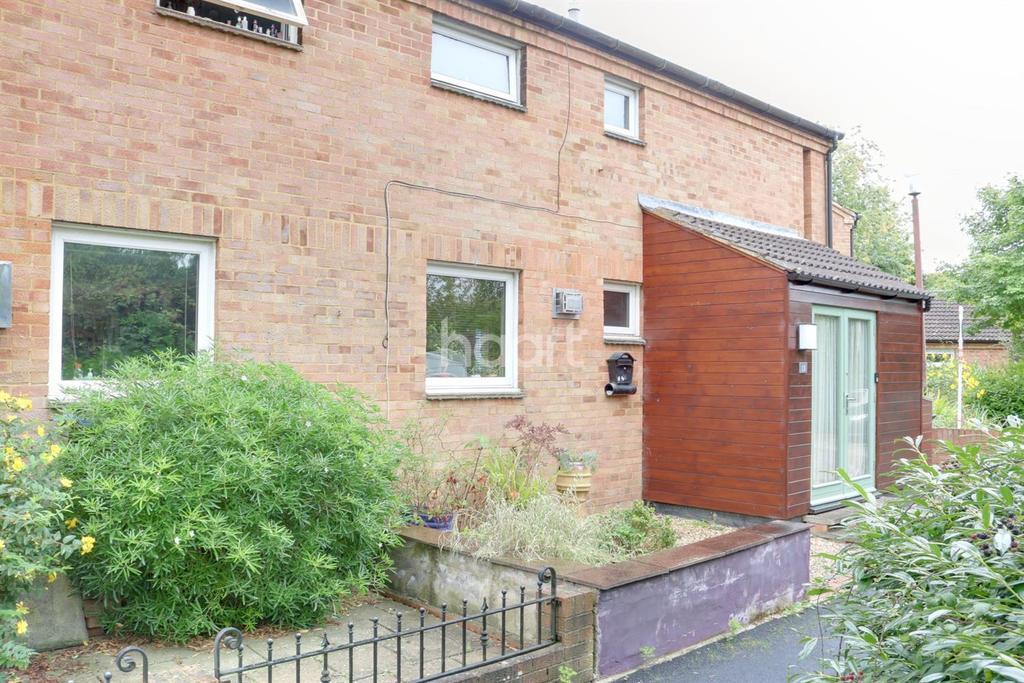 3 Bedrooms End Of Terrace House for sale in Milton Keynes