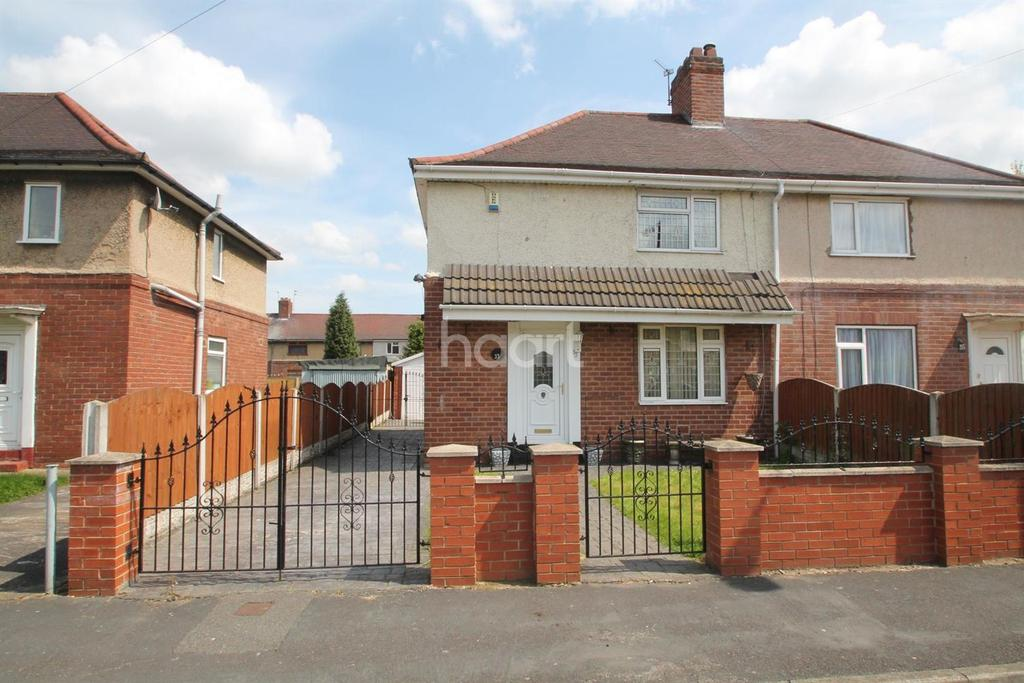3 Bedrooms Semi Detached House for sale in Devonshire Road, Intake, Doncaster