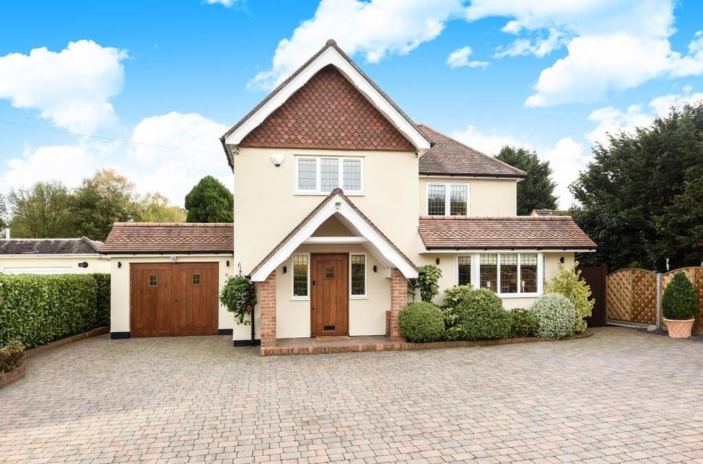4 Bedrooms Detached House for sale in Cudham Lane North Orpington BR6