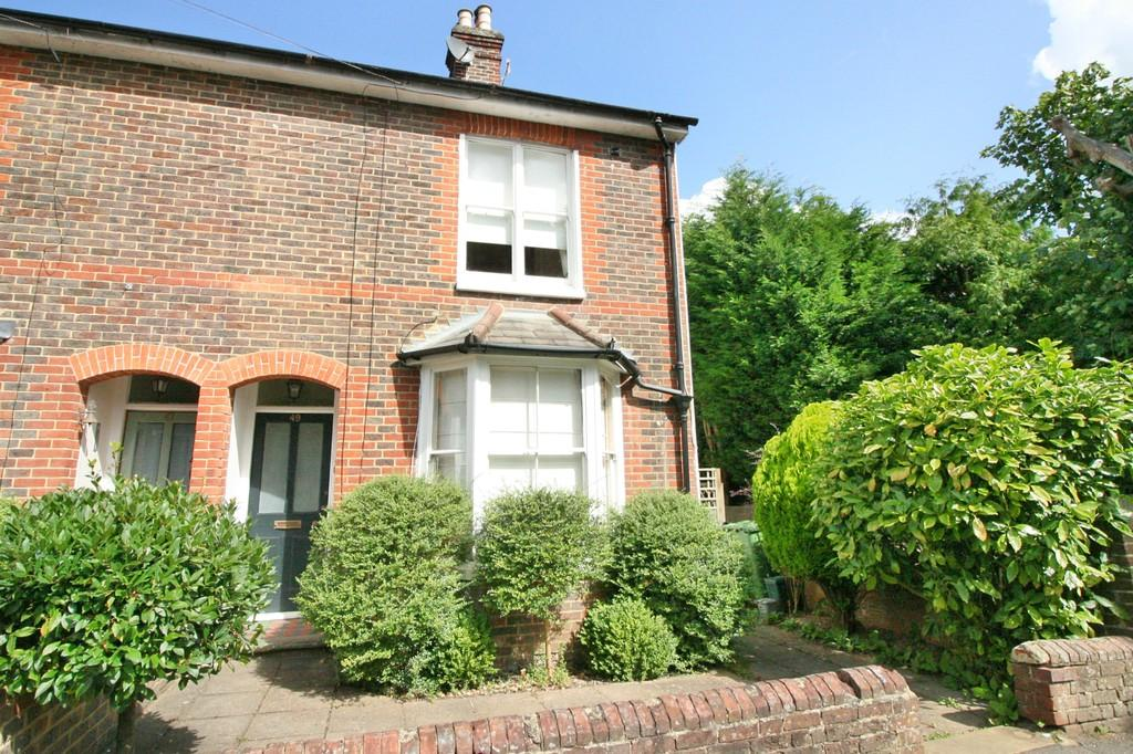 3 Bedrooms End Of Terrace House for sale in Albion Road, Reigate