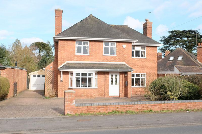 3 Bedrooms Detached House for sale in Summer Hill Avenue, Kidderminster DY11 6BY