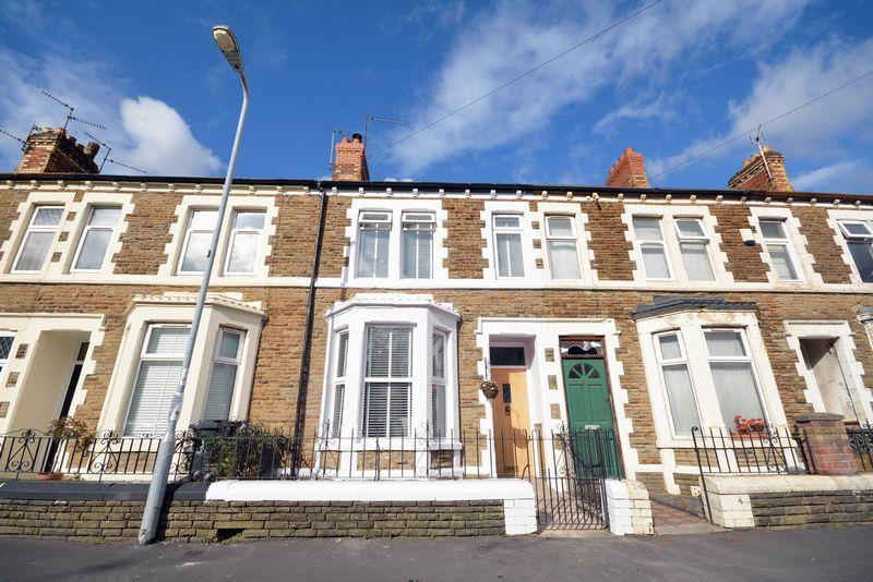 3 Bedrooms Terraced House for sale in Cameron Street, Splott, Cardiff