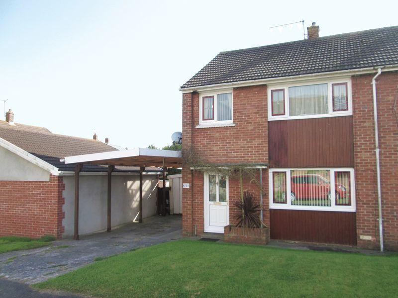 3 Bedrooms Semi Detached House for sale in Erw Deg Bryntirion Bridgend CF31 4DE