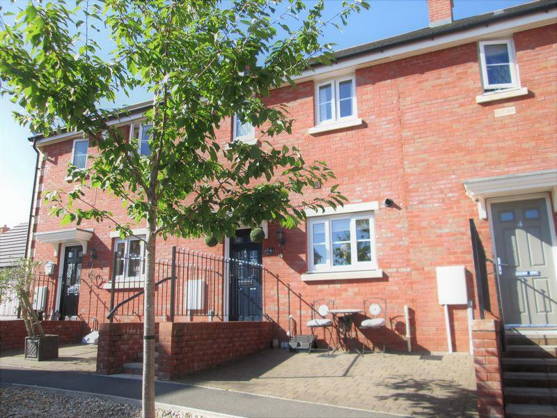 2 Bedrooms Terraced House for sale in Maes Yr Eos Coity Bridgend CF35 6DJ