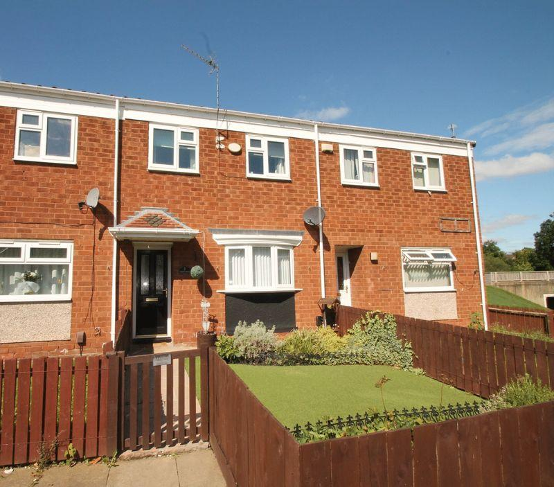 3 Bedrooms Terraced House for sale in Elmstone Gardens, Hemlington