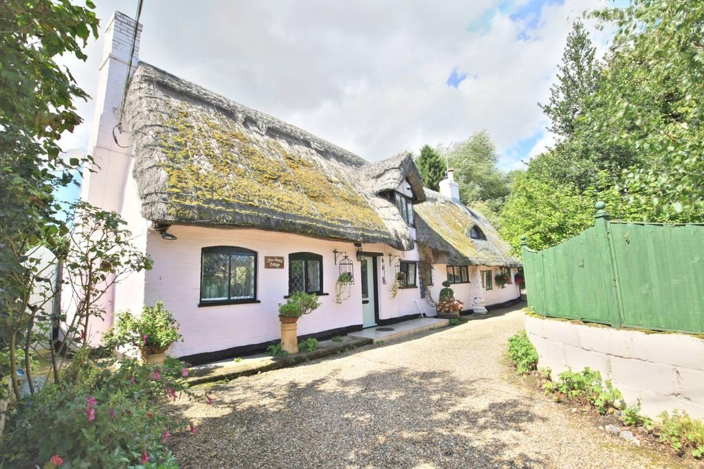 3 Bedrooms Cottage House for sale in Great Waldingfield, Sudbury CO10 0RW