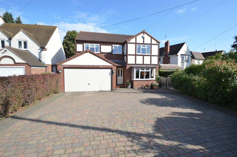 4 Bedrooms Detached House for sale in Bridgnorth Road, Stourton