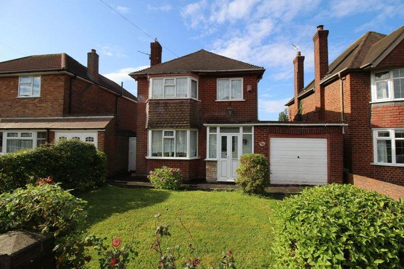3 Bedrooms Detached House for sale in Lansdowne Road, Bilston