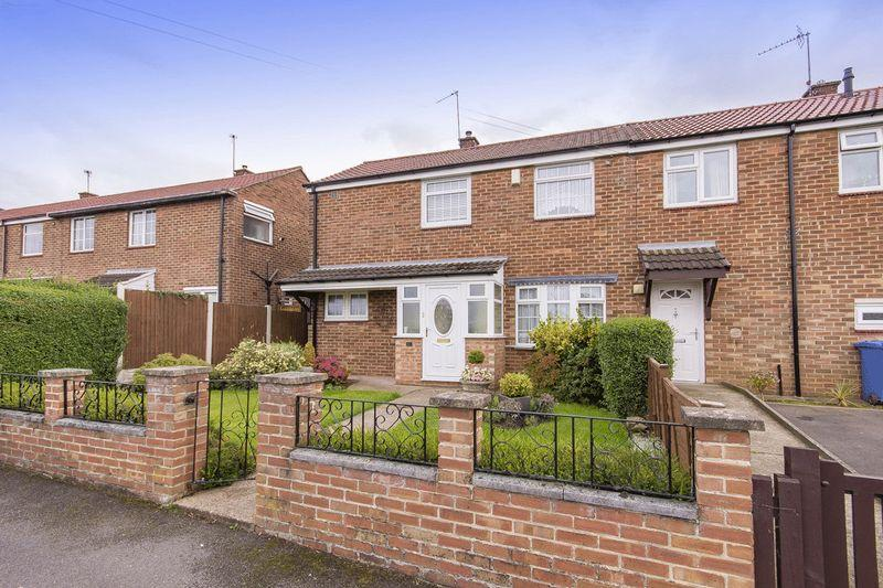 3 Bedrooms End Of Terrace House for sale in MARYLEBONE CRESCENT, MACKWORTH