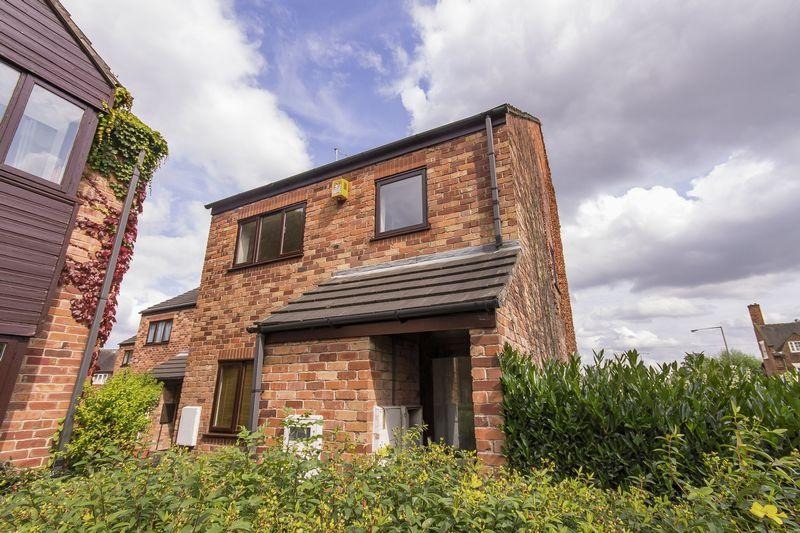 2 Bedrooms Terraced House for sale in St Marys Court, Derby