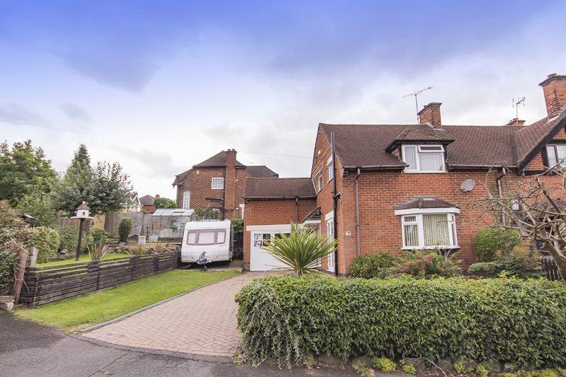 3 Bedrooms Semi Detached House for sale in QUEENS DRIVE, LITTLEOVER