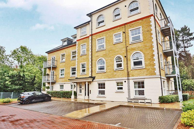 2 Bedrooms Apartment Flat for sale in Weir Road, Bexley