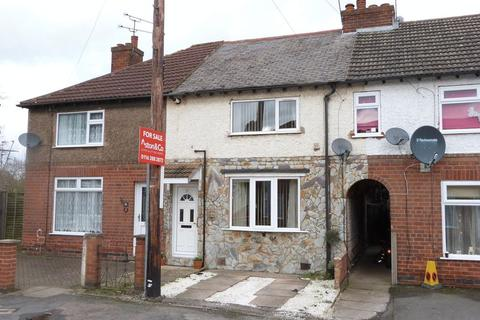 2 bedroom terraced house to rent - Curzon Avenue, South Wigston