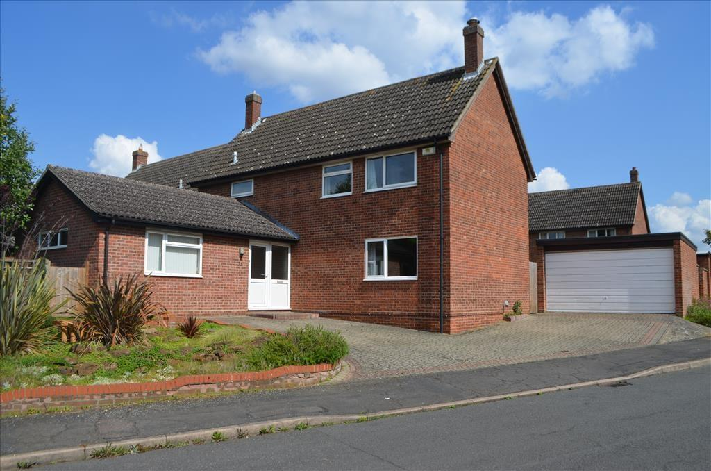 4 Bedrooms Detached House for sale in Fairfield, Gamlingay, SG19