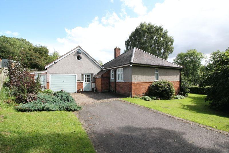 2 Bedrooms Detached Bungalow for sale in Buildwas, Nr Ironbridge, Telford