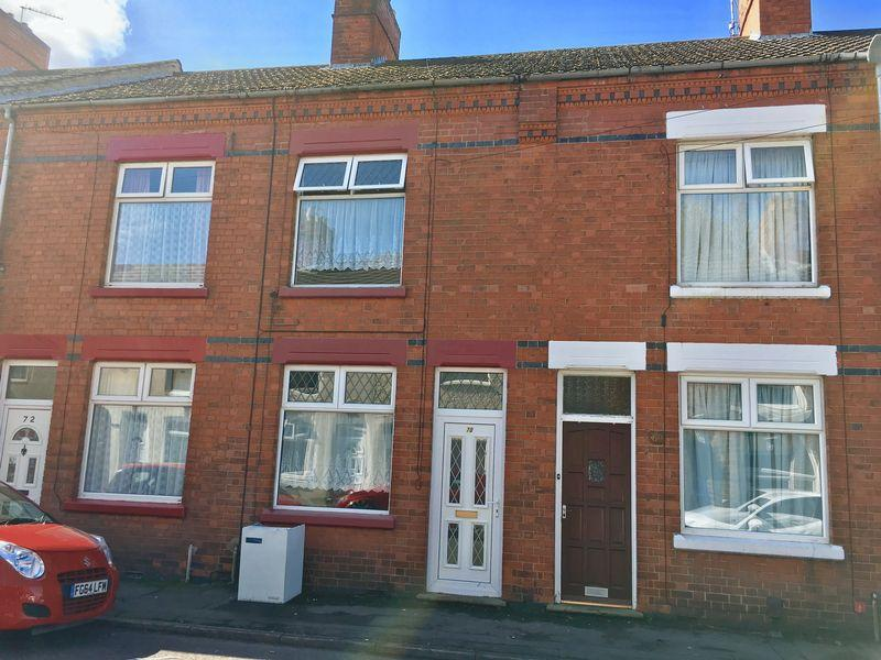 3 Bedrooms Terraced House for sale in Albert Road, Coalville
