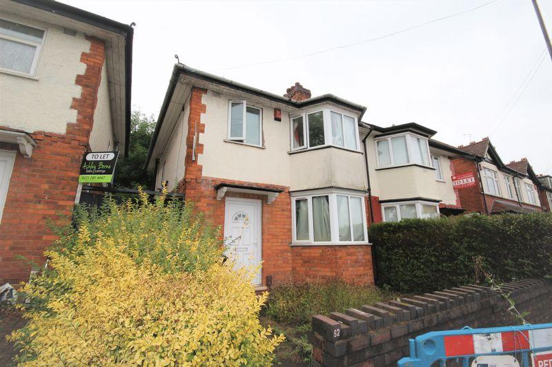 3 Bedrooms Terraced House for sale in Oak Tree Lane, Birmingham