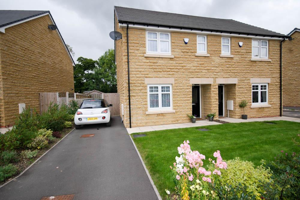 2 Bedrooms Semi Detached House for sale in Beckets Wood, Chapel En-Le Frith