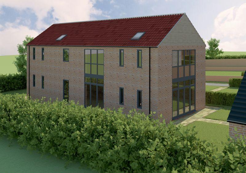 4 Bedrooms Detached House for sale in Newfield Barn, The View, Thornton le Dale