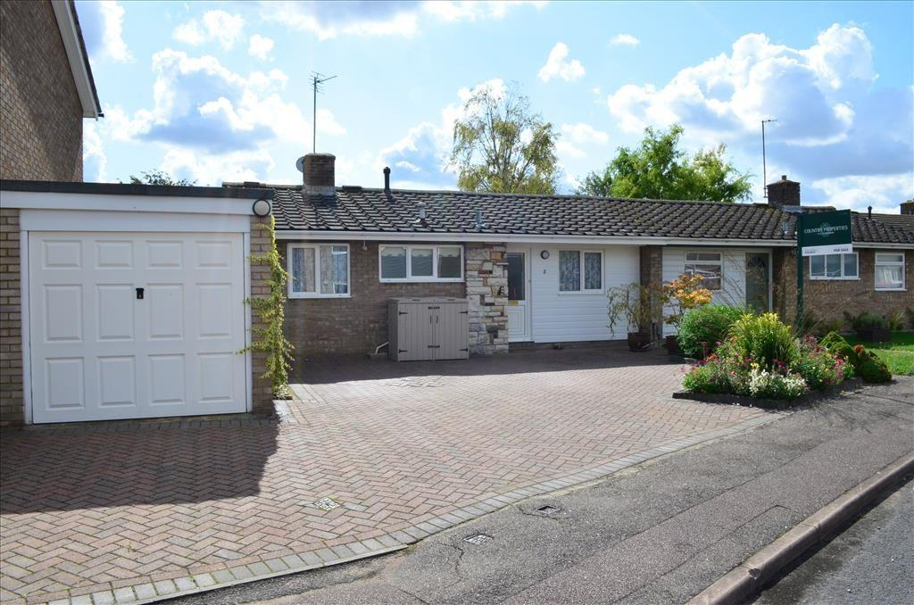 4 Bedrooms Semi Detached Bungalow for sale in Carlton Rise, MELBOURN, SG8