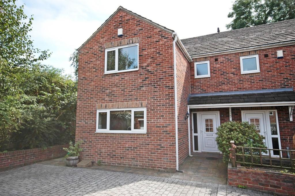 4 Bedrooms Semi Detached House for sale in Chevet Mews, Sandal