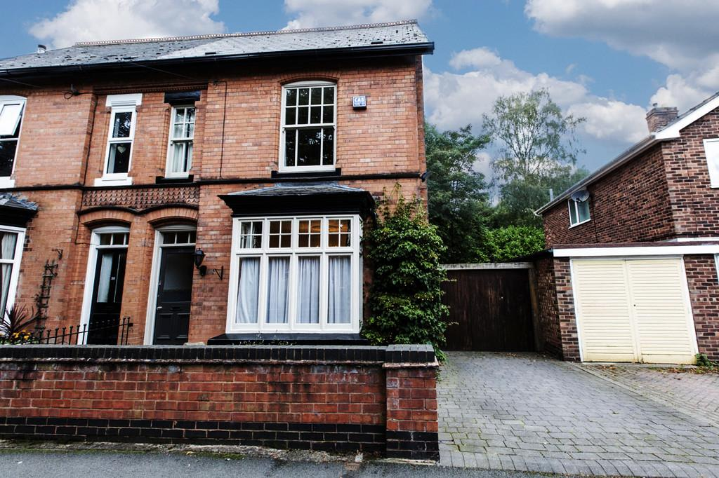 4 Bedrooms Semi Detached House for sale in Eastern Road, Sutton Coldfield