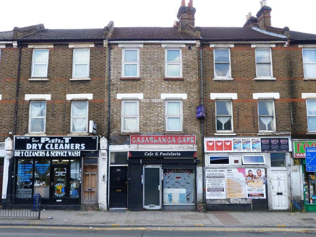 1 Bedroom Terraced House for sale in Harrow Road, Kensal Rise