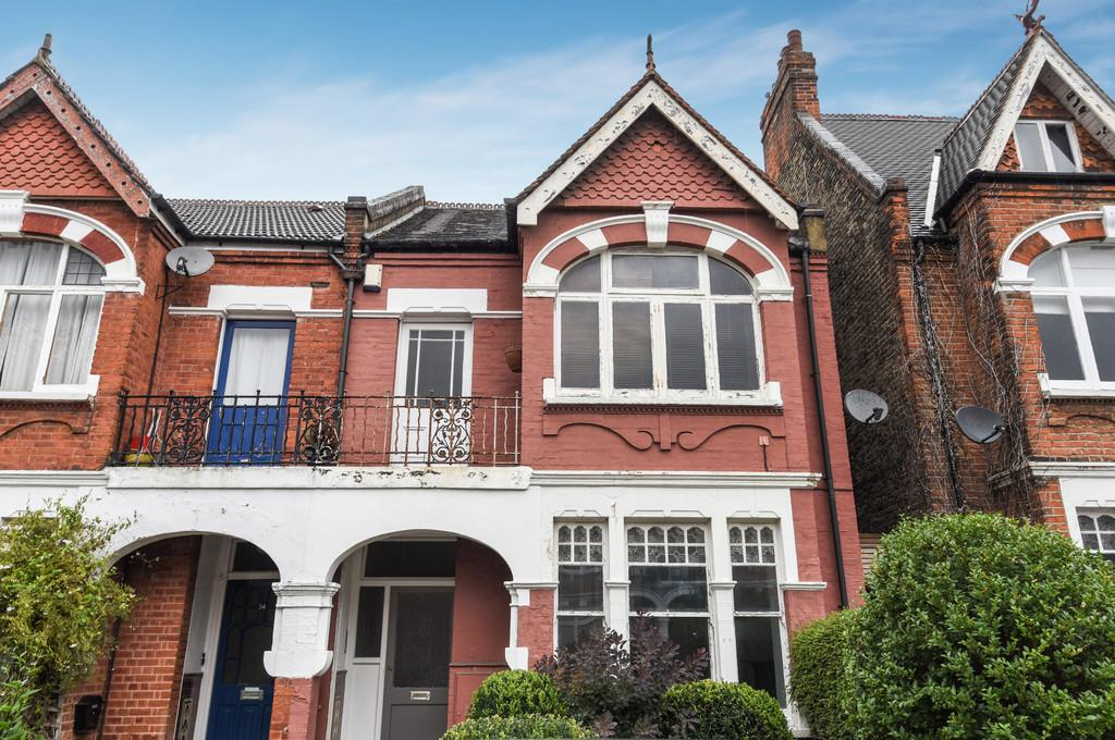 2 Bedrooms Ground Flat for sale in Stanthorpe Road, London, SW16