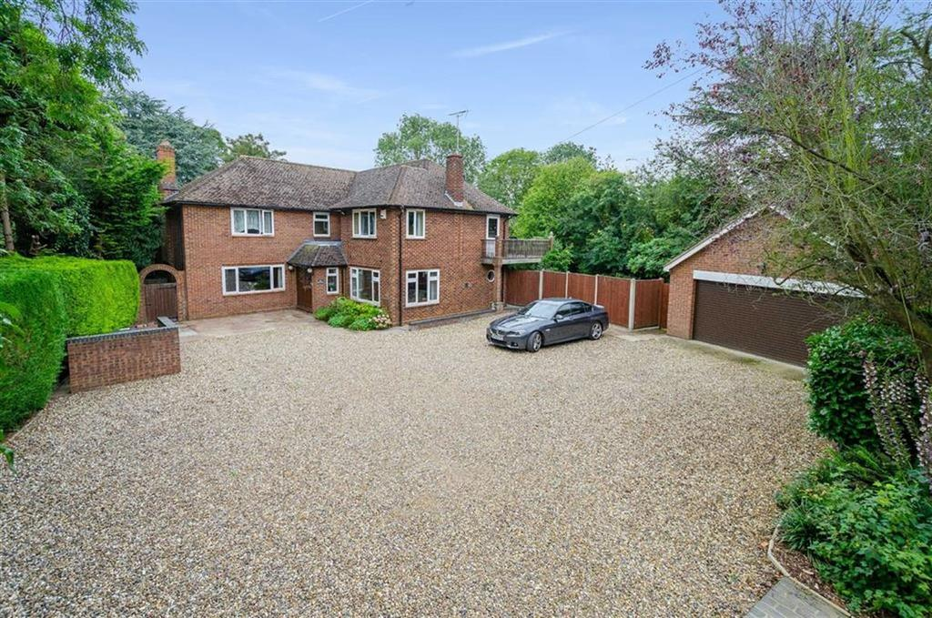 5 Bedrooms Detached House for sale in Wymondley Road, Hitchin, SG4