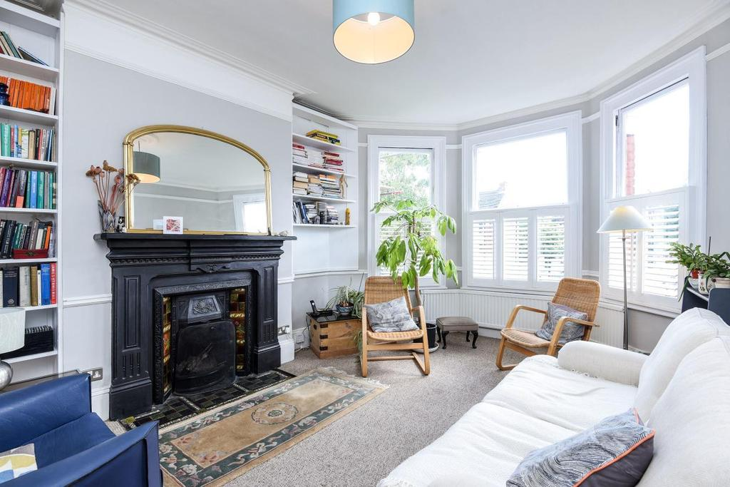 3 Bedrooms Maisonette Flat for sale in Albert Road, Alexandra Park