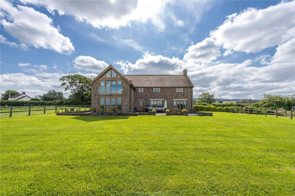 5 Bedrooms Equestrian Facility Character Property for sale in ., Mappowder, Sturminster Newton, Dorset